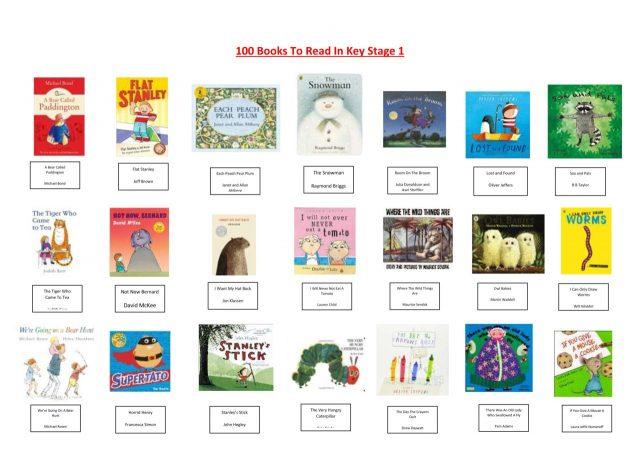 thumbnail of 100-books-KS1
