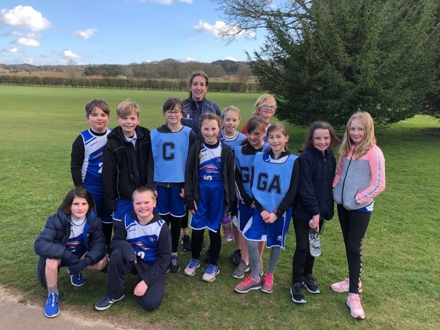 Netball Report – March 2020