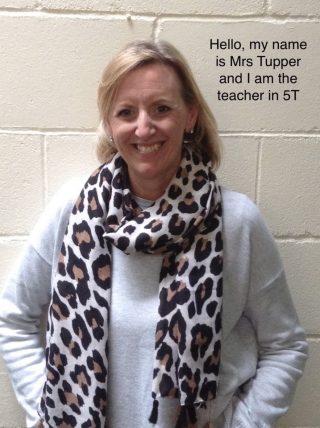 Mrs Tupper Year 5